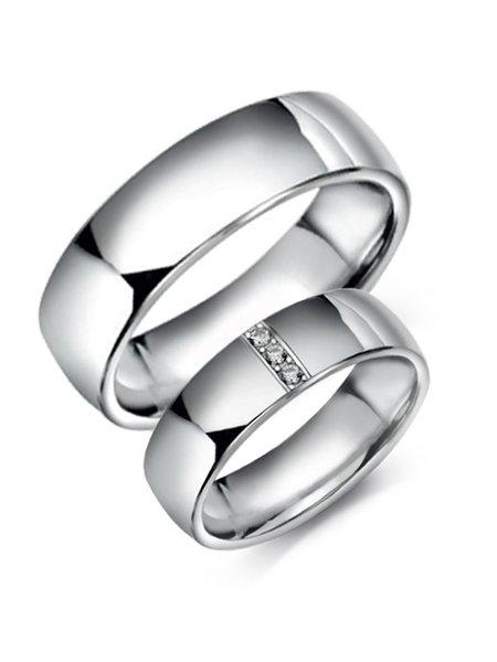 forlovelsesring sølv